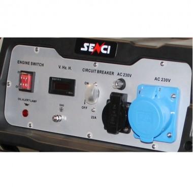 Groupe électrogène essence Senci SC-1250 LITE