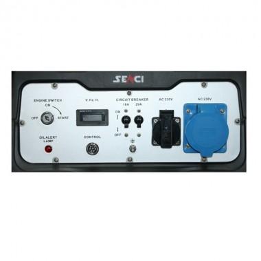 Groupe électrogène essence Senci SC-4000 LITE