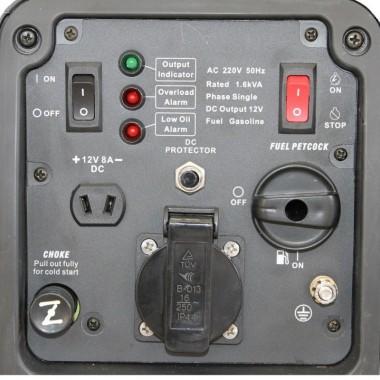 Groupe électrogène essence Senci SC-3500 TOP