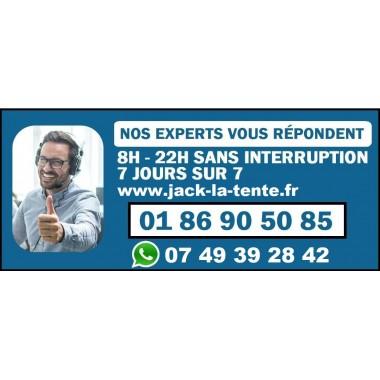 Kompak Groupe électrogène 5500W Diesel 230V/400V Insonorisé NT-6100SE-3