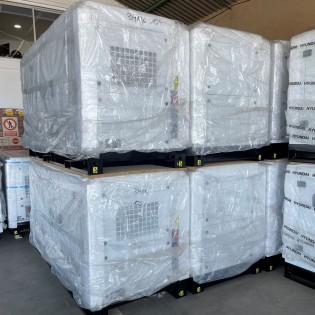 BLACK + DECKER Groupe électrogène Inverter 6500W silencieux déma élec compatible ATS BXGNi6500E