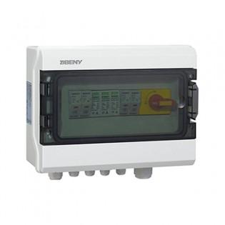 KOMPAK 10kVA Groupe électrogène GAZ/essence mono et triphasé démarreur élec FULL POWER K10000TET-DF