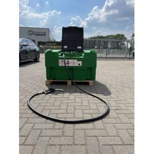 KOMPAK Groupe électrogène 3300W GAZ/Essence 230V K4000S-DF