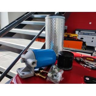 KONNER & SOHNEN Groupe électrogène essence/gaz Inverter insonorisé 4000W KS4000iEGS