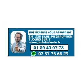 Kompak Groupe électrogène 6300W Diesel 230V Insonorisé ZE-8000D